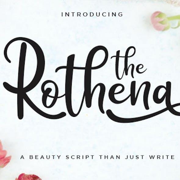 The Rothena Script