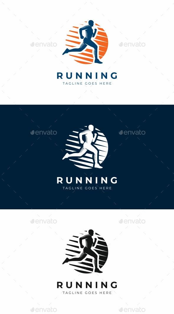 Run - Sports Logo Templates