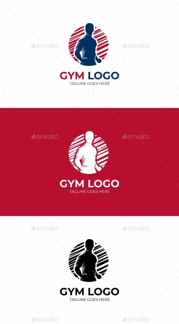 Gym Logo - Sports Logo Templates