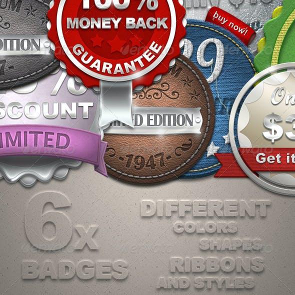 New Web Badges