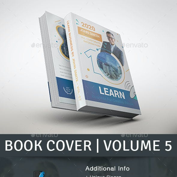 Book Cover - Volume 5