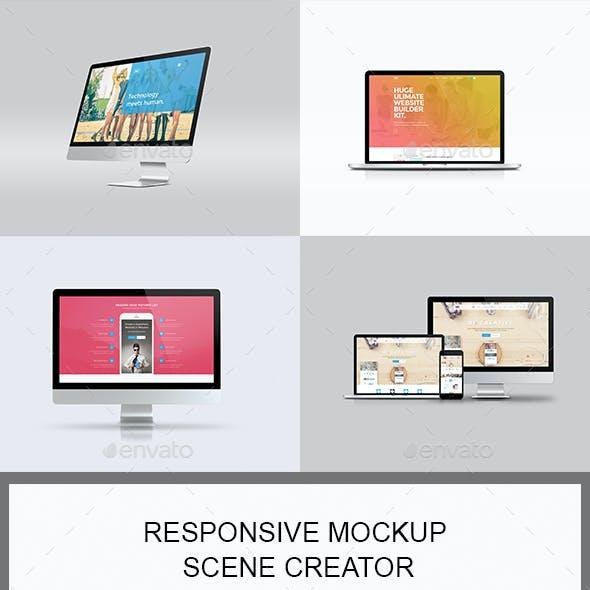 Responsive Mockup Designer