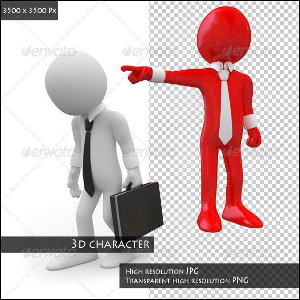 Boss Dismissing an Employee