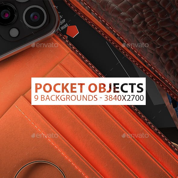 Pocket Objects & Business Card