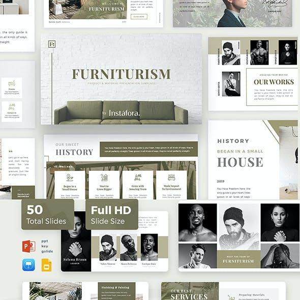 Furniturism Architecture & Interior Keynote Template
