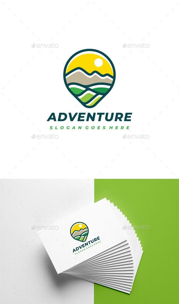 Adventure Logo - Nature Logo Templates