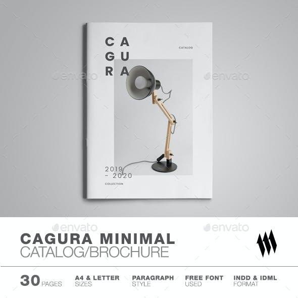 Cagura Minimal Catalog/Brochure