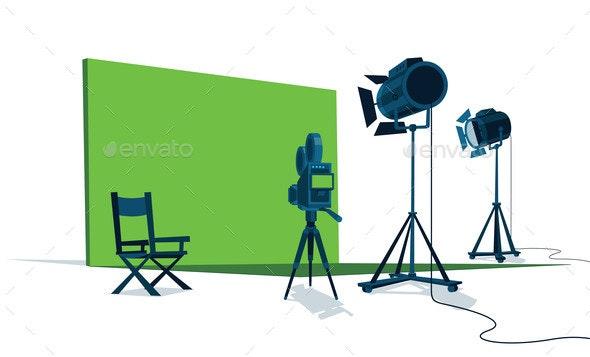 Movie Set Studio - Industries Business