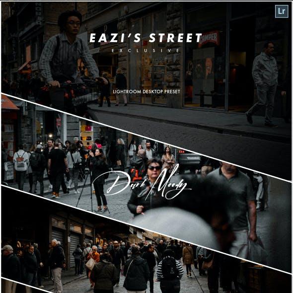 Eazi's Street Lightroom Presets