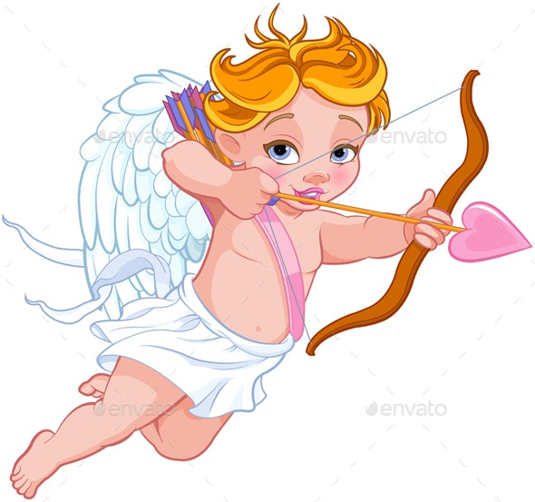Cupid Shooting - Miscellaneous Characters