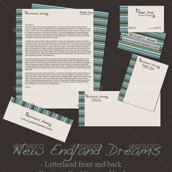 New England Dreams 5 Pack