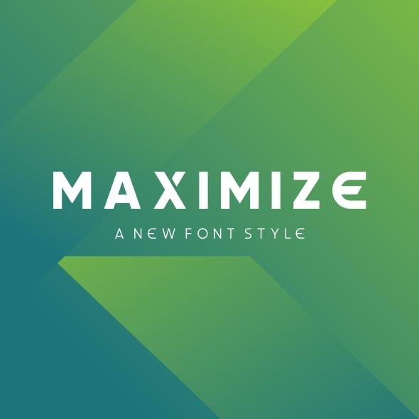 Maximize Font