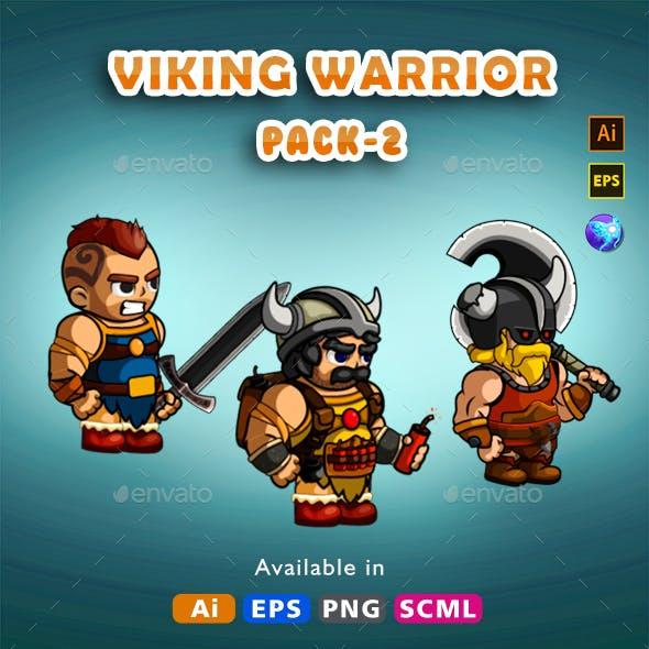 Viking Warriors Pack-2