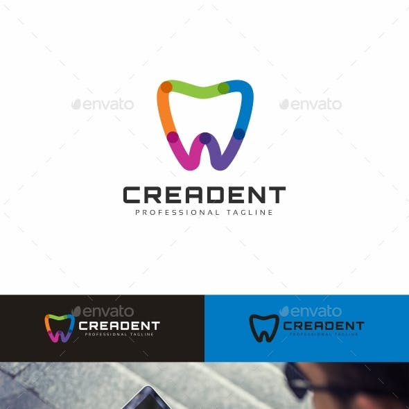 Creative Dental Logo