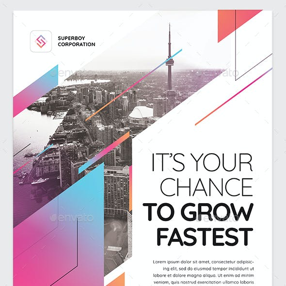 Business Flyer Double Side