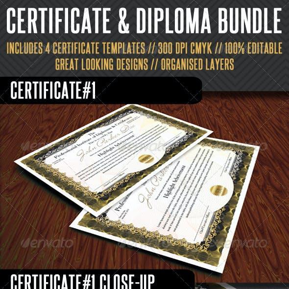Premium Certificate Bundle