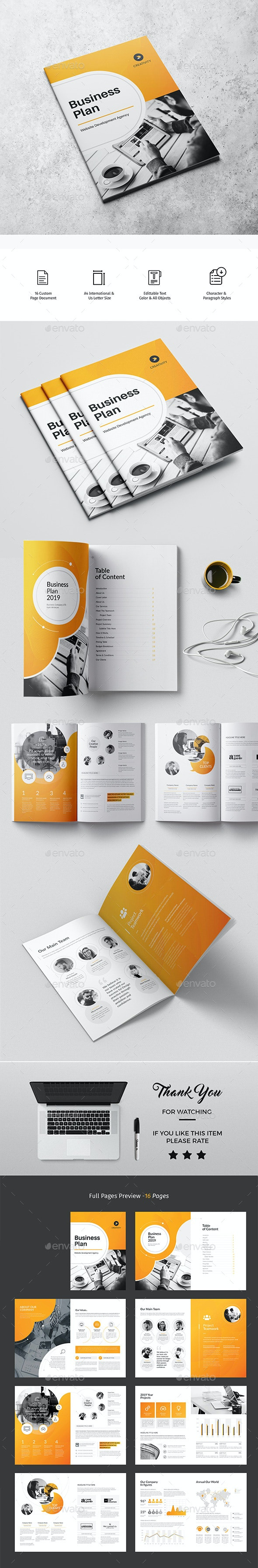 Business - Corporate Brochures