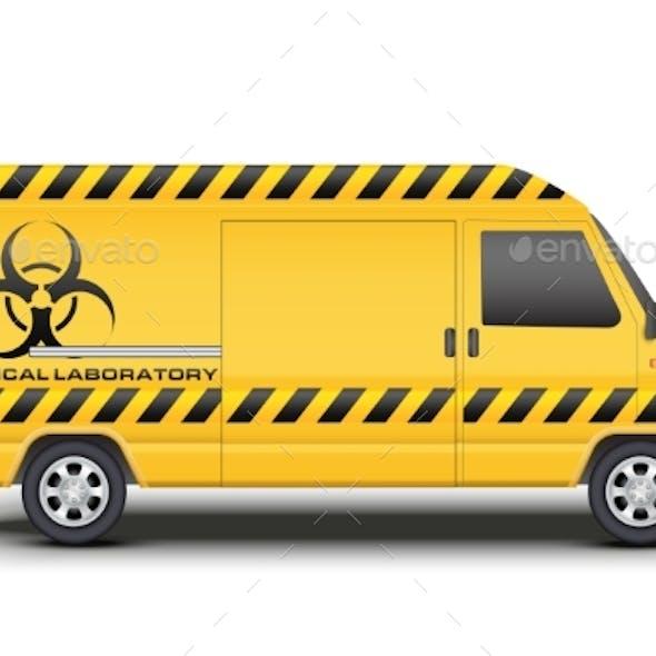 Medical Service Rescue Van