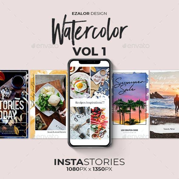 Stories Watercolor Vol 1