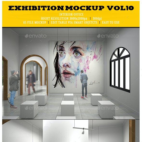 Exhibition Mockup [vol10]