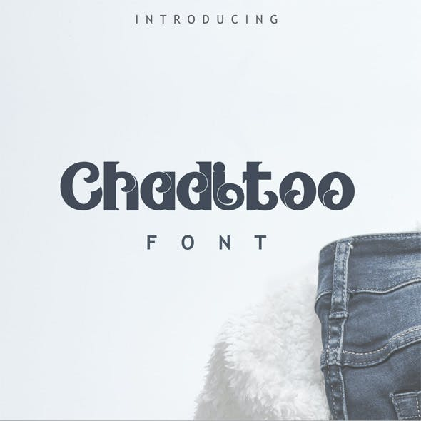Chaditoo Font