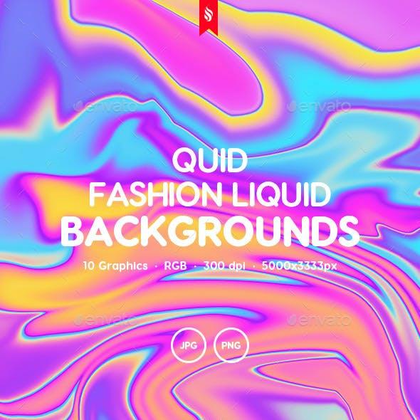 Quid - Fashion Liquid Background Pack