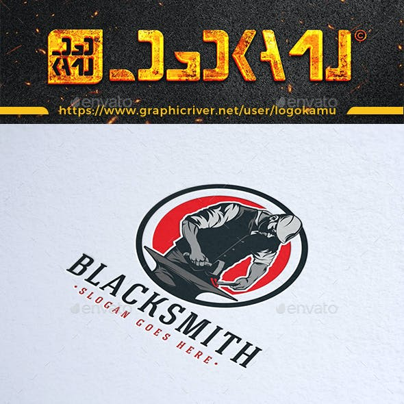 Blacksmith Logo