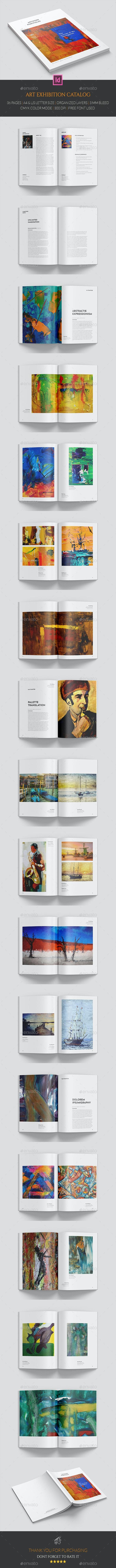 Artwork Portfolio - Catalogs Brochures