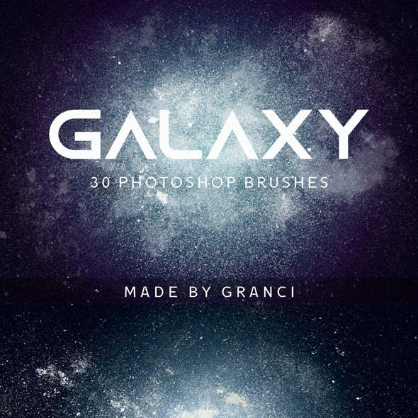 Galaxy Photoshop Brushes