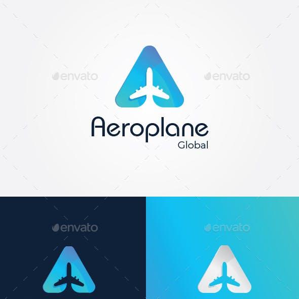 Modern Aeroplane Global logo