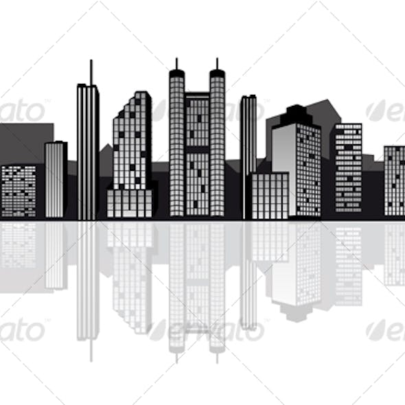 Modern Cityscape for Design
