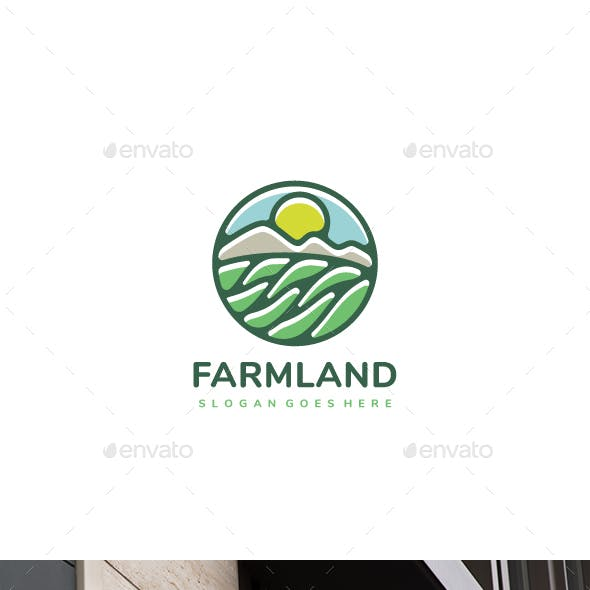 Farm Land Logo