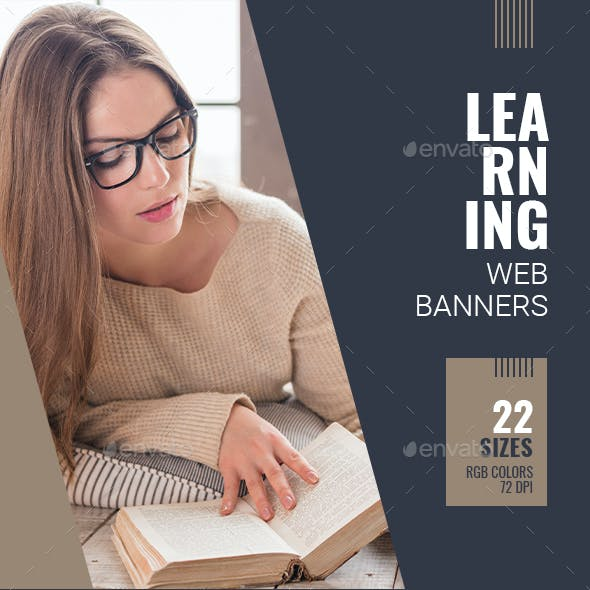 Learning Web Banners