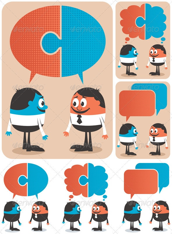 Cooperation - Conceptual Vectors