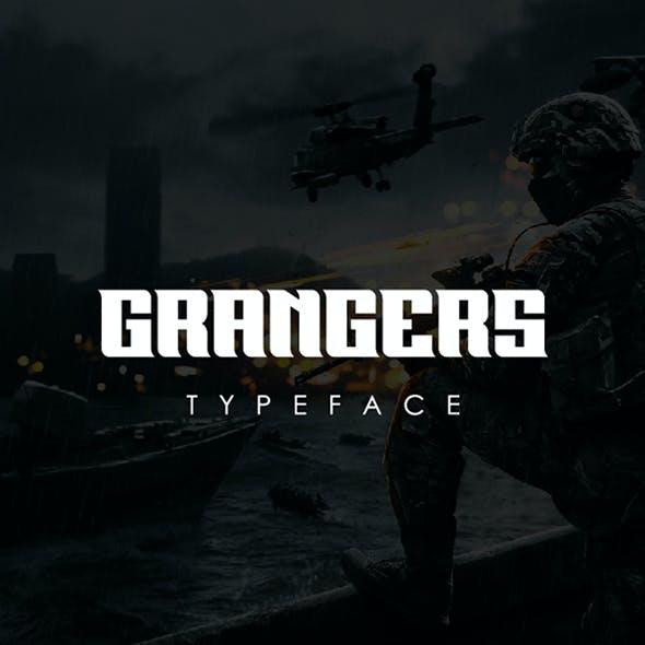 Grangers Font