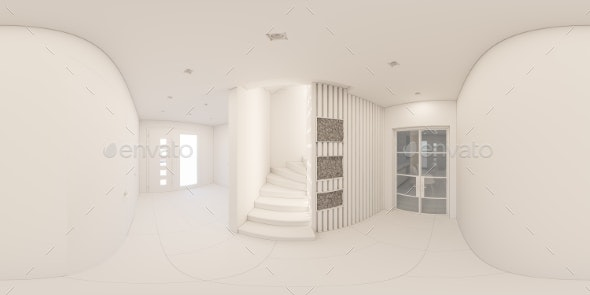 3d Illustration 360 Degree Seamless Panorama - Miscellaneous 3D Renders