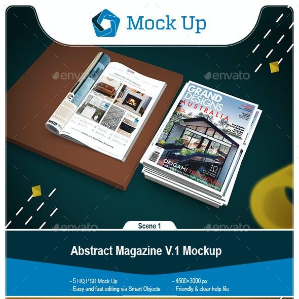 Abstract Magazine V.1