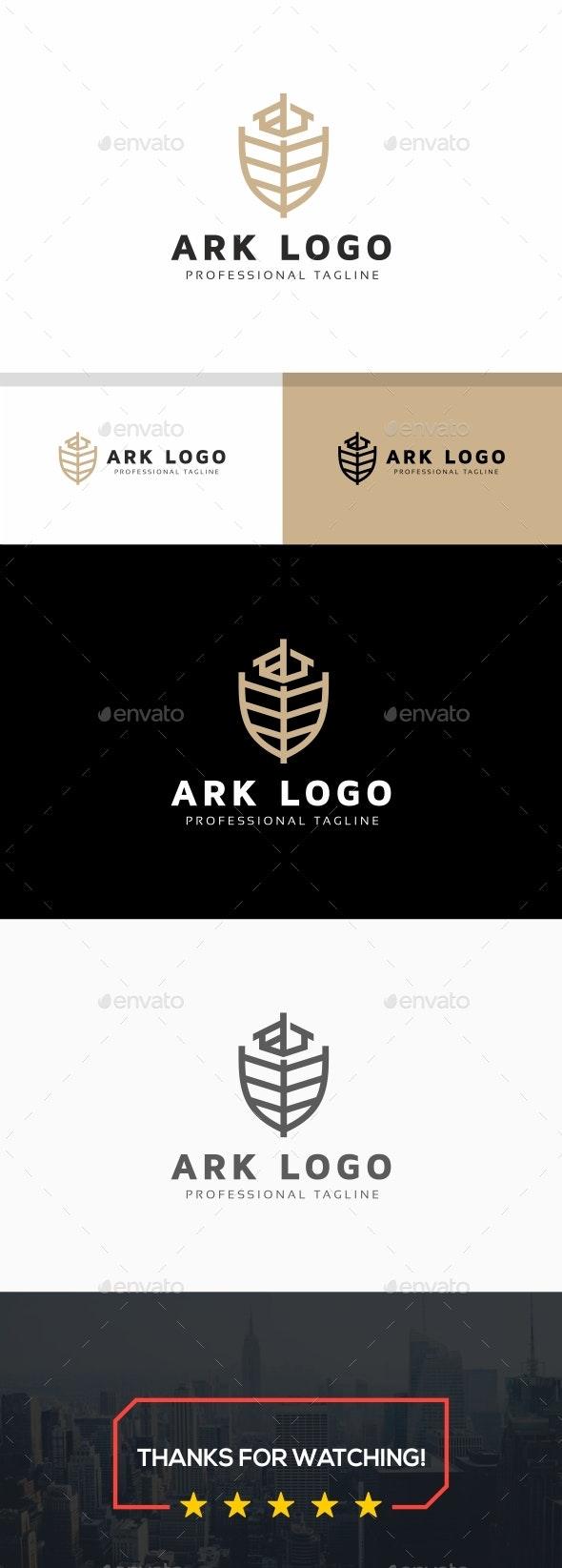 Ark Logo - Symbols Logo Templates