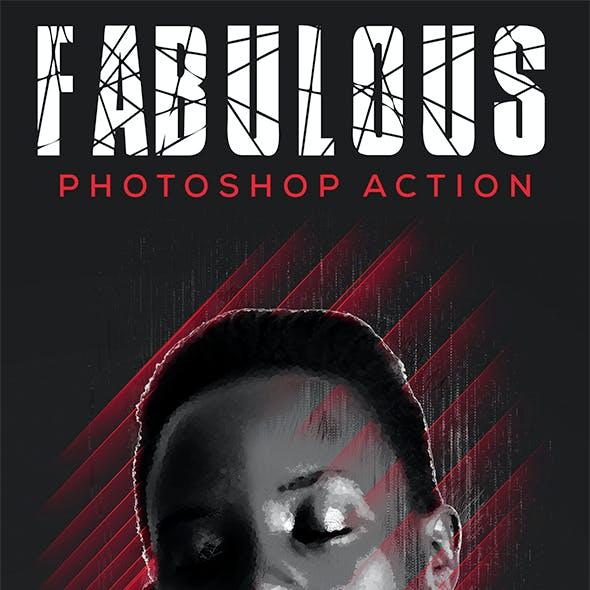 Fabulous - Photoshop Action