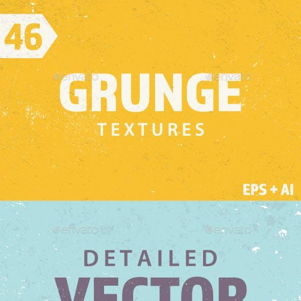 Grunge Texture in Vector Format