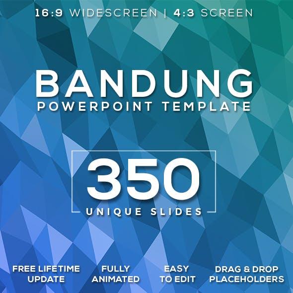 Bandung Powerpoint Template