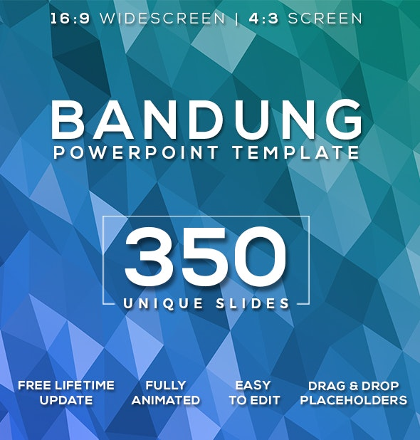 Bandung Powerpoint Template - Business PowerPoint Templates