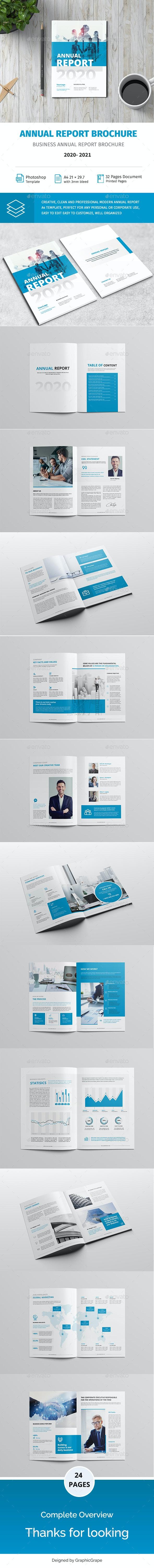 Annual Report Brochure - Corporate Brochures