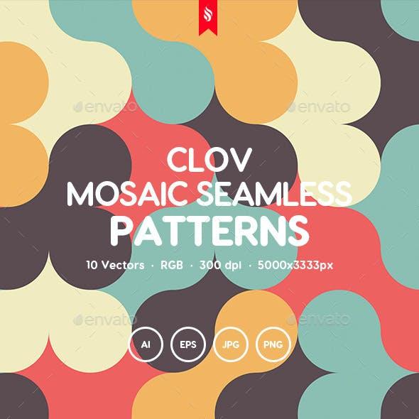 Clov - Retro Mosaic Backgrounds