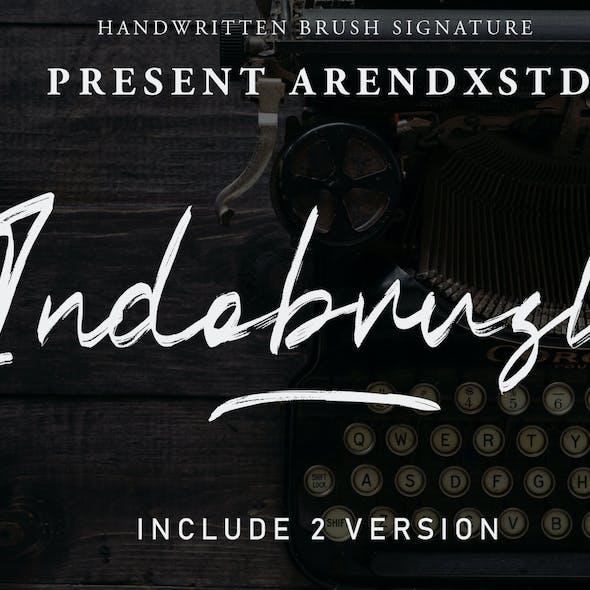 Indobrush Signature Brush