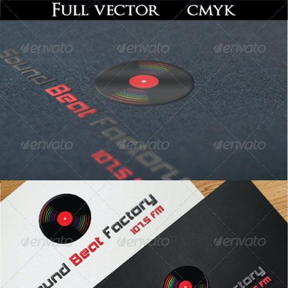 Sound Beat Factory Logo