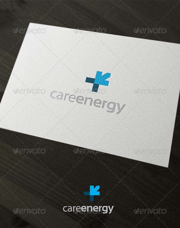 Care Energy - Objects Logo Templates
