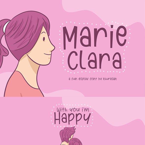Marie Clara