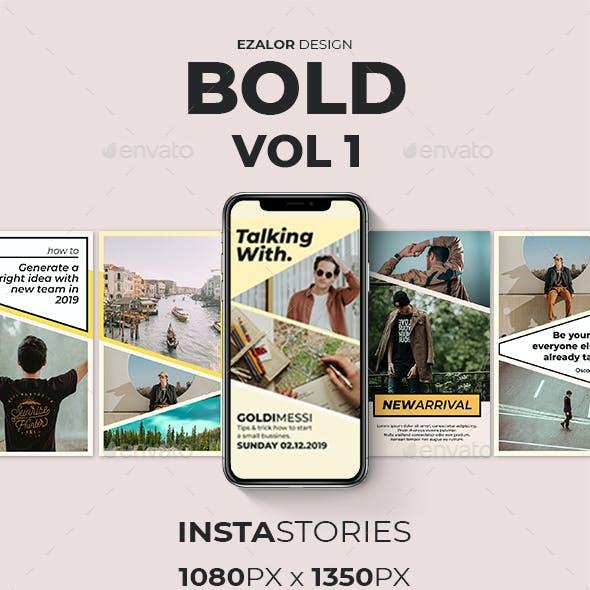 Insta Stories Bold vol 1