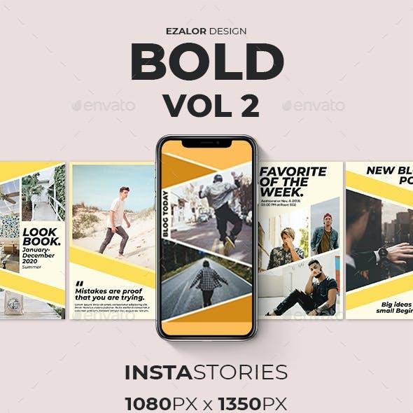 Insta Stories Bold Vol 2